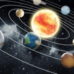 太陽系の惑星の大きさは?数は?距離は?画像や特徴は?英語表記は?